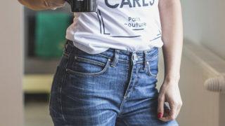大人のカットソーの着かたってどうしたらいいの?