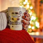 クリスマス!年末年始!忙しい買い物でもほっこりお茶タイムしよう
