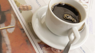 ハリオのコーヒースタンド この一杯を香り高く飲むために