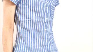 【おしゃれMs.の大人カジュアル】悩んだらスリムなパンツで合わせる